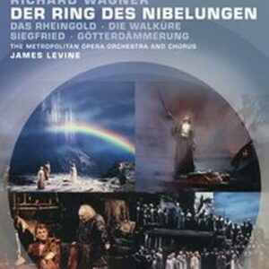 Wagner : Le Ring-Levine