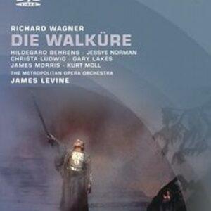 Wagner : La Wlakyrie-Met-Levine-Berhens-Norman-Ludwig-Morris-M