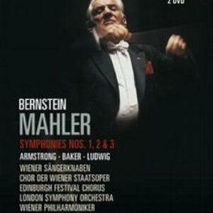 Mahler : Symphonies 1,2,3