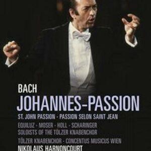 Bach/Harnoncourt : Passion selon Saint Jean