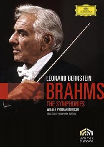 Brahms : Les Symphonies. Bernstein