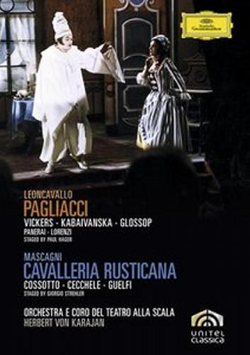 Mascagni : Cavalleria Rusticana. Karajan.