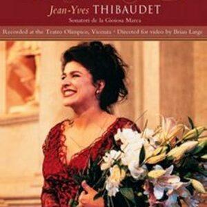 Live en Italie. Vivaldi, Haendel, Cacini. Bartoli, Thibaudet
