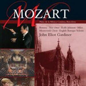 Mozart : Requiem. Messe en ut mineur. Gardiner