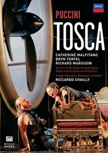 Puccini : Tosca. Chailly