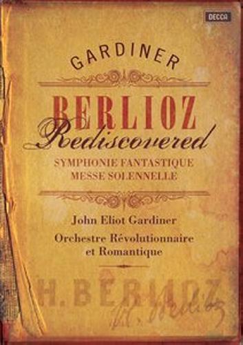 Berlioz : Symphonie fantastique, messe solennelle. Gardiner.