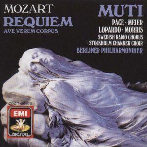Mozart : Requiem, K.626/Ave Verum Corpus