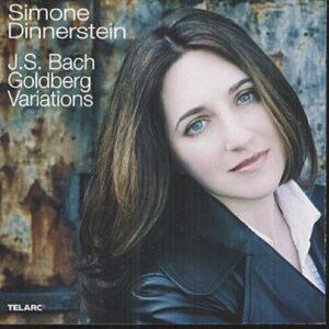 Bach : Variation Goldberg. Dinnerstein.