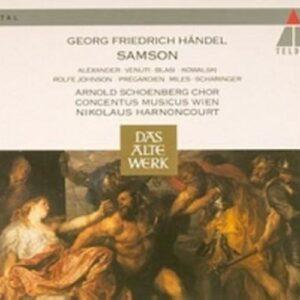 Haendel : Samson