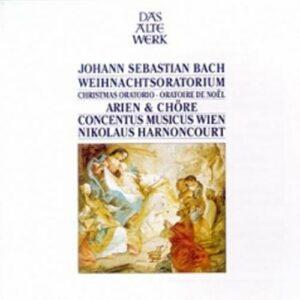 Bach : Arias et Choeurs de l'Oratorio de Noël