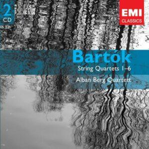 Bartok : Quatuors A Cordes N°1, N°2, N°3, N°4, N°5, N°6