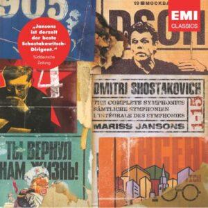 Chostakovitch : L'Intégrale des Symphonies (Coffret 10 CD)