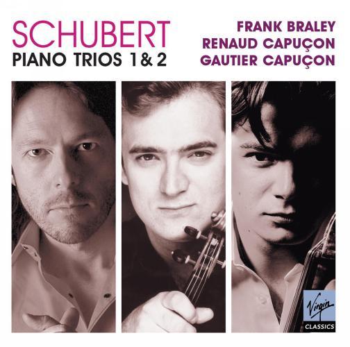 Schubert : Trios n° 1 et 2…