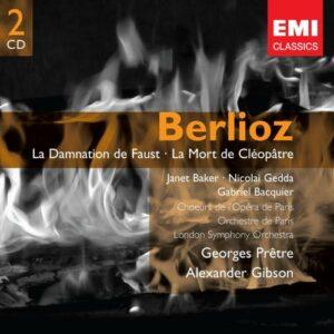Berlioz : La Damnation de Faust. Prêtre