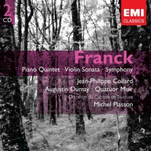 Franck : Symphonie en Ré Majeur. Plasson