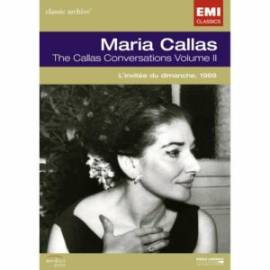 Callas : Conversations vol. II