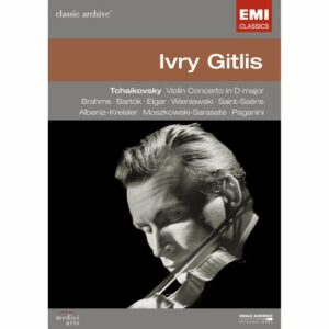 Gitlis I. / Tchaïkovski : Concerto pour violon