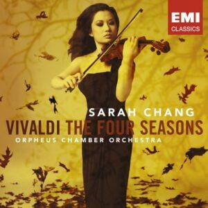 Vivaldi : Les quatre saisons. Chang