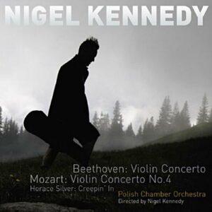 Beethoven : Concerto pour violon, op. 61. Kennedy.