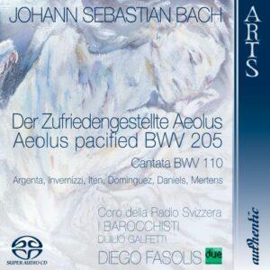 BACH : Cantates BWV 205 & BWV 110. D. Fasolis