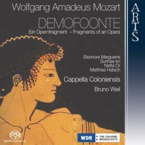 Mozart : Demofoonte. Weil.