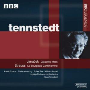Janacek : Glagolitic Mass. Tennstedt