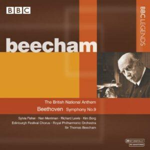 Beethoven : Symphonie N° 9. Beecham
