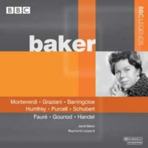 Baker J. : Graziani, Monteverdi, Barringcloe