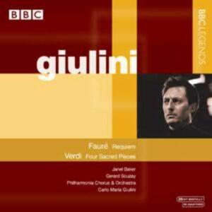 Fauré : Requiem. Giulini