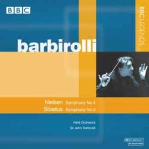 Sibelius : Symphonie no 3. Barbirolli