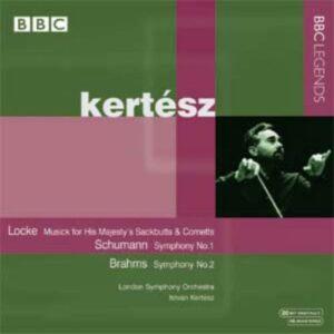 Kertesz : Locke, Brahms, Schumann.