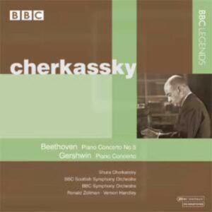 Beethoven : Concerto pour piano n° 5. Cherkassky.