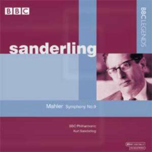 Mahler : Symphonie n° 9. Sanderling.