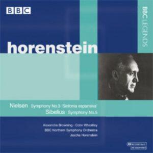 Sibelius : Symphonie n° 5. Horenstein.