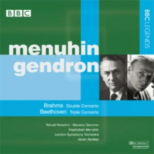 Beethoven : Triple concerto. Kertesz.