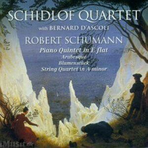 Schidlof Quartet performs Schumann
