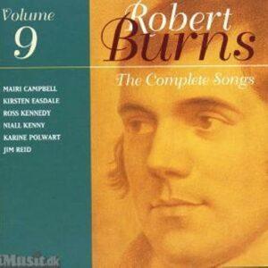 Robert Burns : The Complete Songs, Vol. 9
