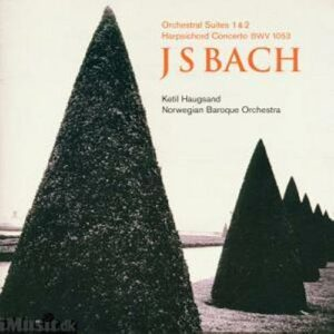 Norwegian Baroque Orchestra Plays Bach