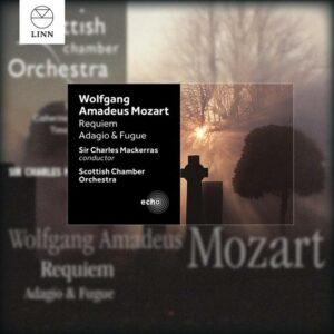 Mozart : Requiem, Adagio & Fugue