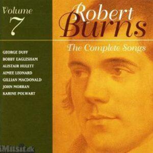 Burns : Complete Songs Vol.7