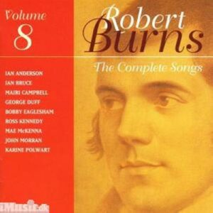 Burns : The Complete Songs, Vol. 8