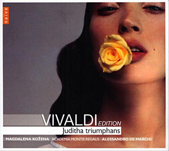 Vivaldi : Juditha triumphans
