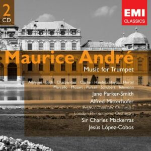 Andre : Music for Trumpet