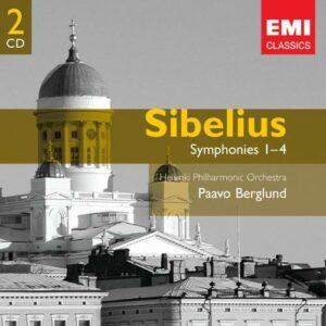 Sibelius : Symphonies Nos. 1-4