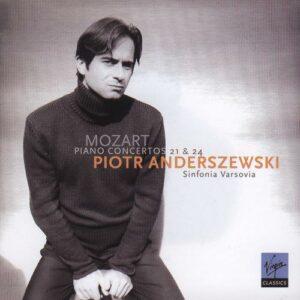 Mozart : Concertos pour piano nos 21 & 24