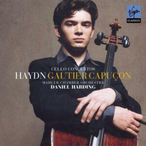 Haydn : Concertos pour violoncelle. G. Capuçon, Harding.