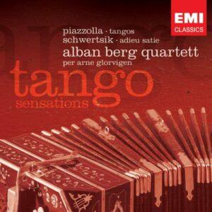 Quatuor Alban Berg : Tango Sensations