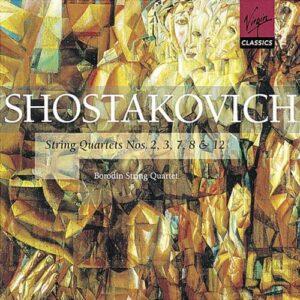 Chostakovitch - Quatuor à cordes n° 8 Op.110