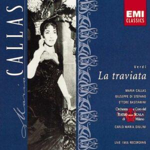 Verdi : La Traviata. Callas, Giulini. (1955)