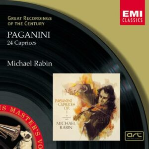 Paganini : 24 Caprices (Coll. Great Recordings Of The Century)